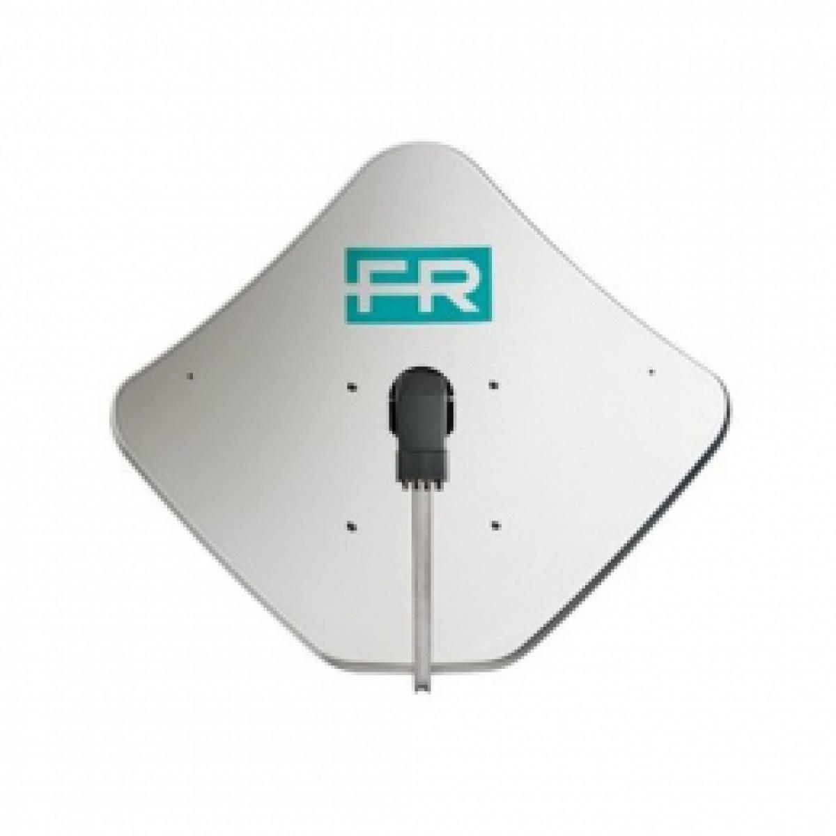Antenna parabolica diametro 69 in acciaio bianco 211104 fracarro