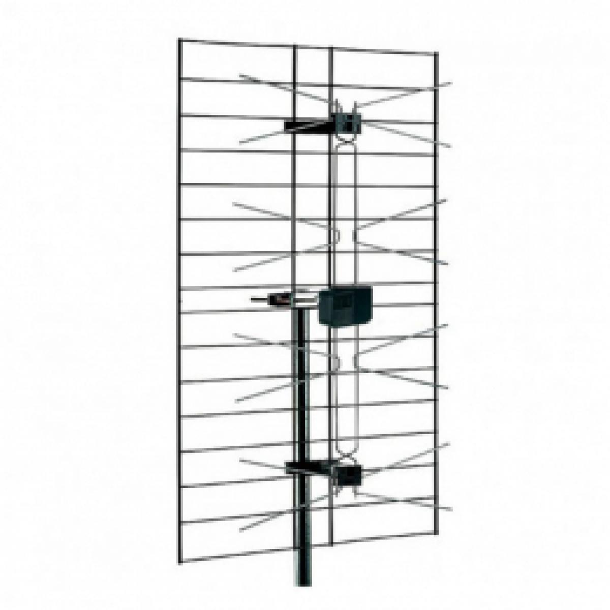 Antenna a pannello pu4af lte banda uhf e21-e69 217452 fracarro
