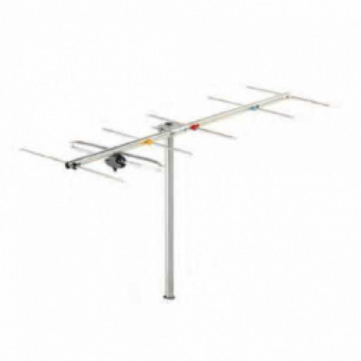 Antenna 6d_f connettore f 218711 fracarro