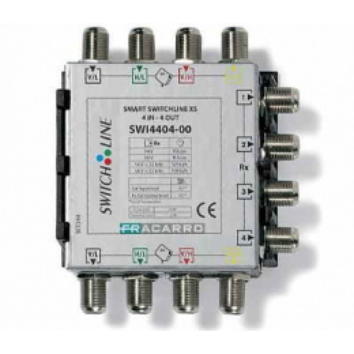 Swi4404-17 smart swline xs4*4 -17d 271083 fracarro