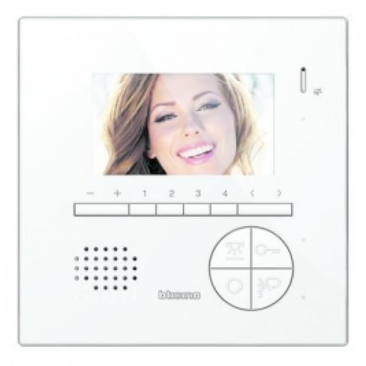 Bticino videocitofono classe 100 v12e 344522