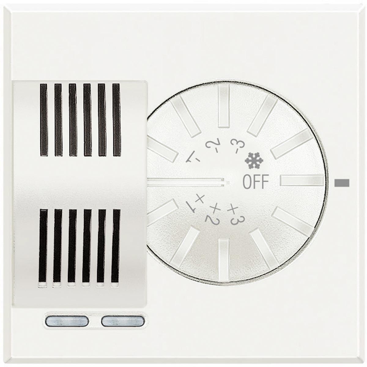Termostato Ambiente Bticino Axolute Bianco HD4692