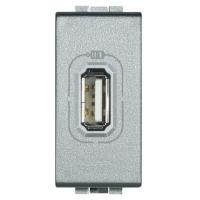 Presa Caricatore USB Bticino Living Light Tech NT4285C1