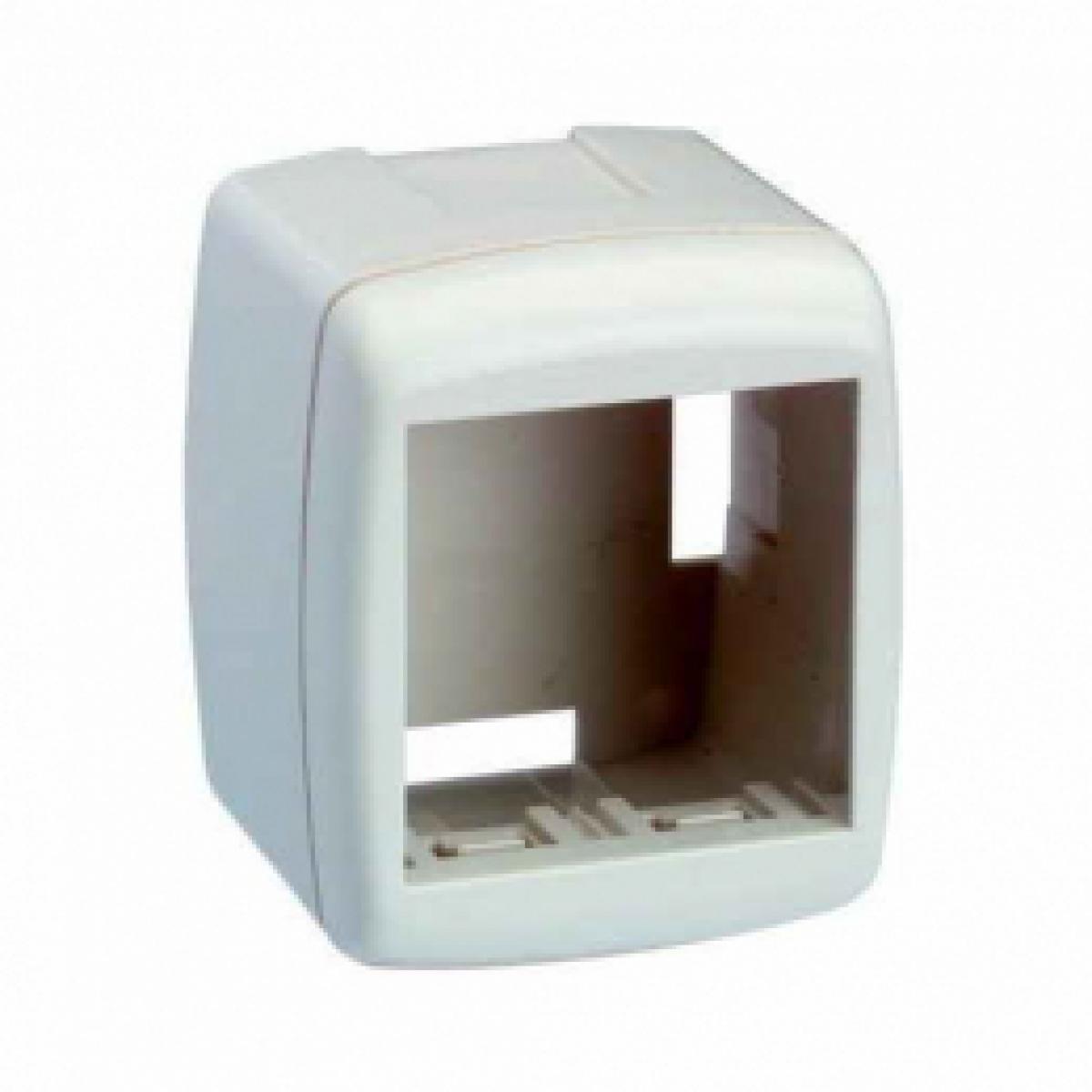 Cassetta esterna 2 posti colore bianco 00472-B master