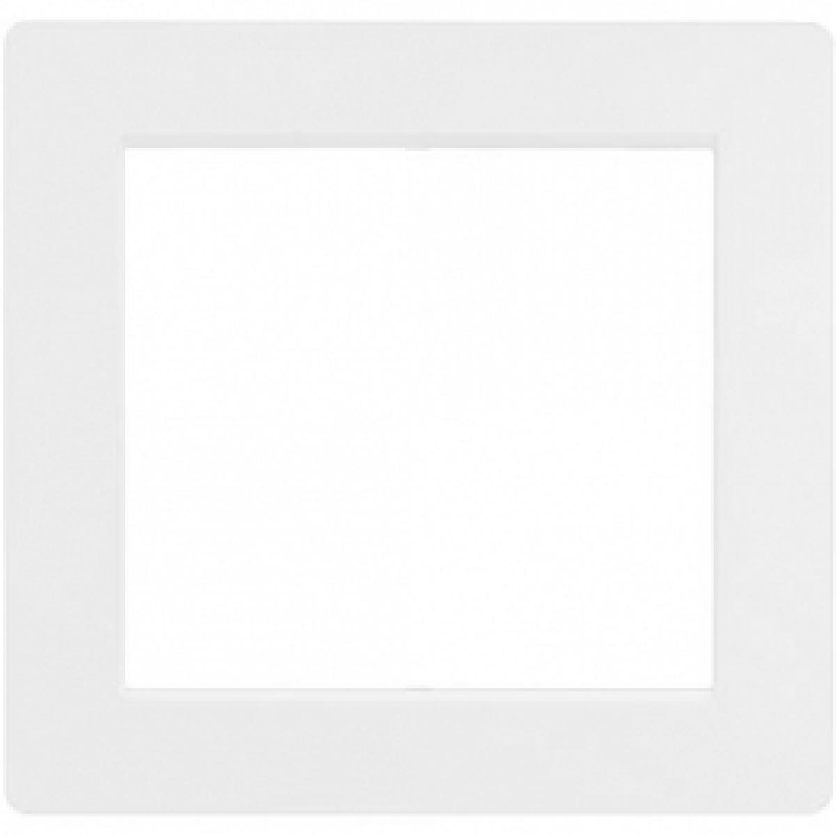 Placca 6+6 Bianco Bticino Matix AM4812BN