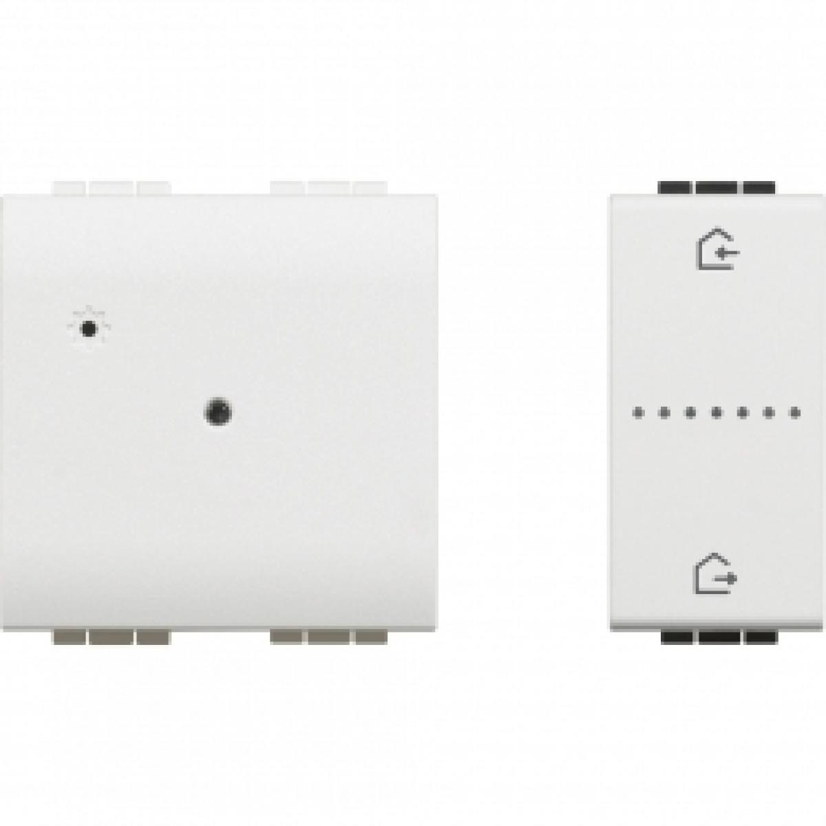 Gateway Bticino N4510C Living Light per creare un installazione connessa della casa