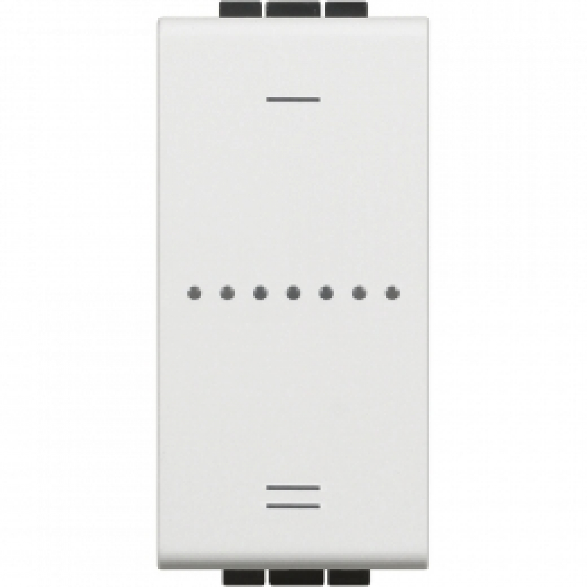 Interruttore dimmer Connesso Bticino Living Light N4411C