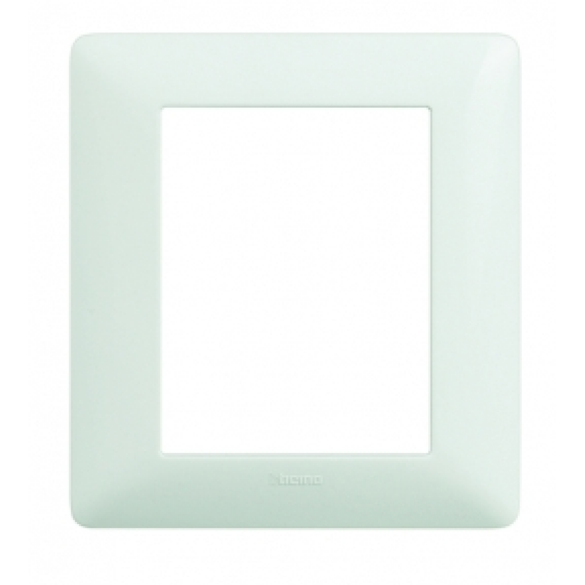 Placca 3+3 Bianco Bticino Matix AM4826BBN