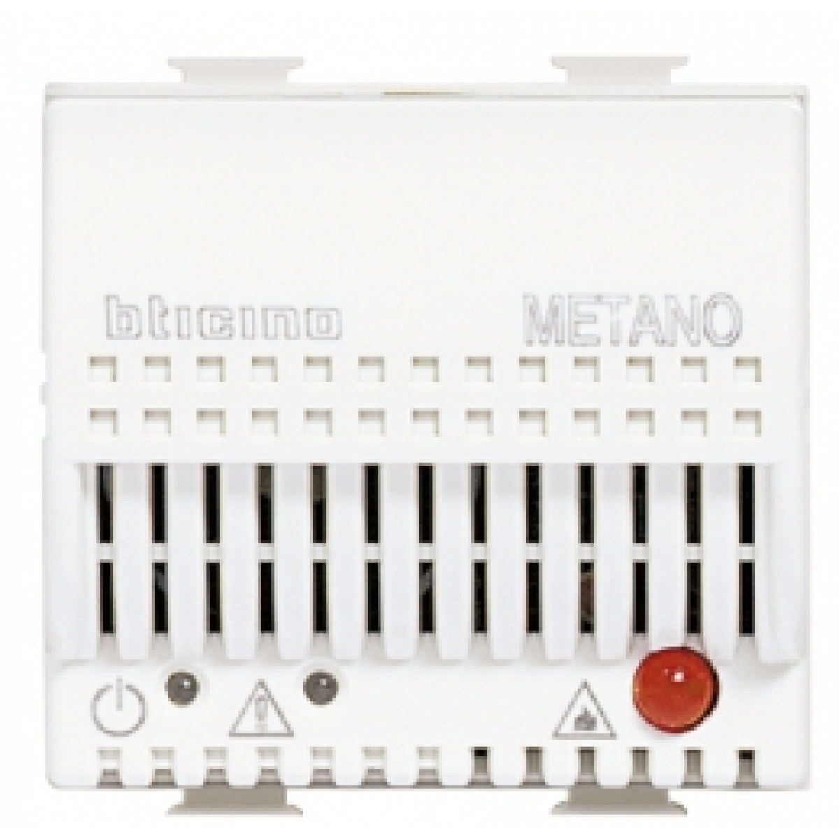 Rilevatore di Gas Metano Bticino Matix AM5731/12