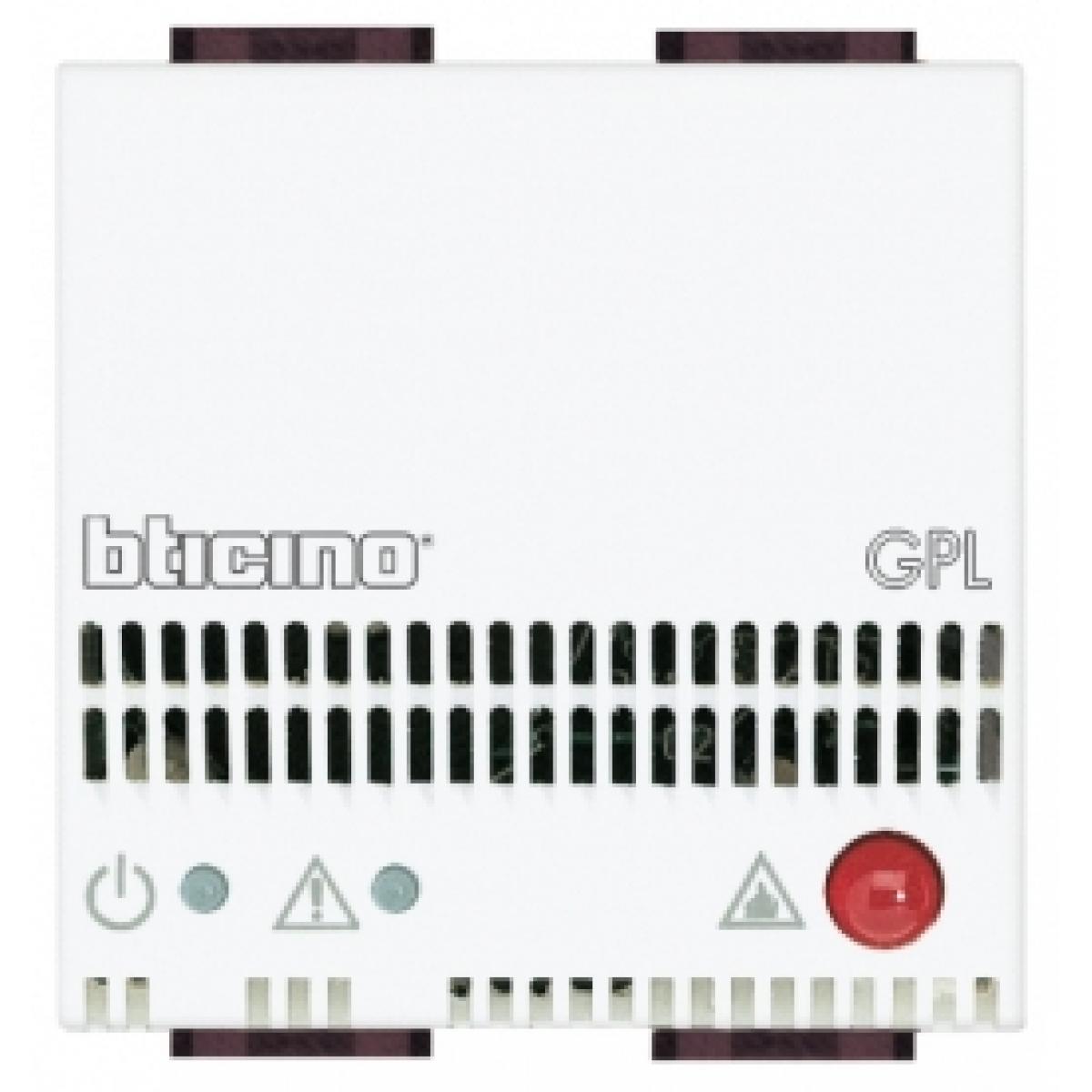 Rilevatore di Gas GPL Bticino Living Light N4512-12