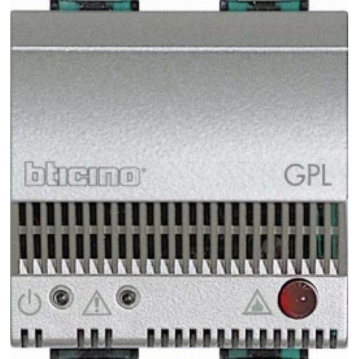 Rilevatore Di Gas GPL Bticino Living Light Tech NT4512-12