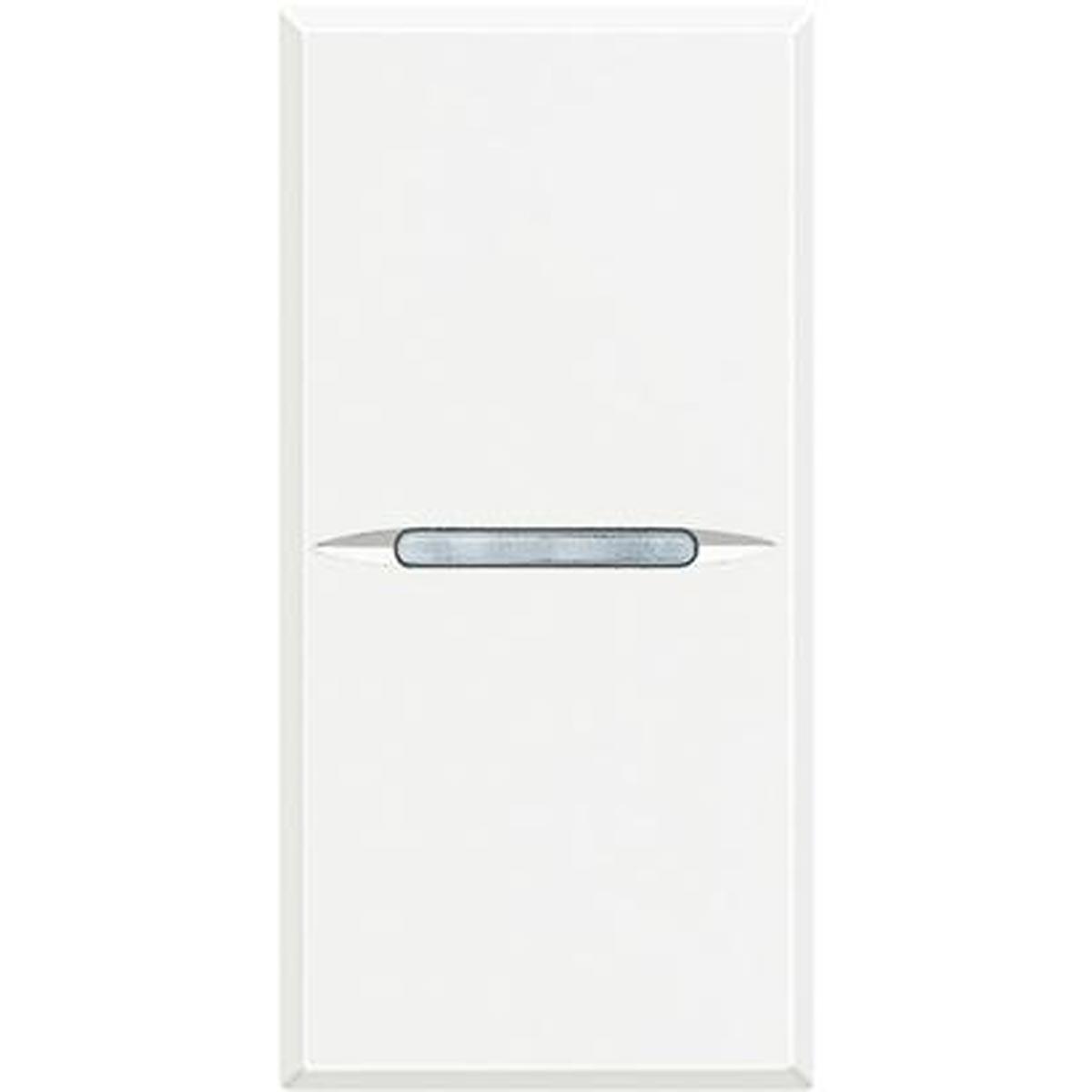 Pulsante Bticino Axolute Bianco HD4005