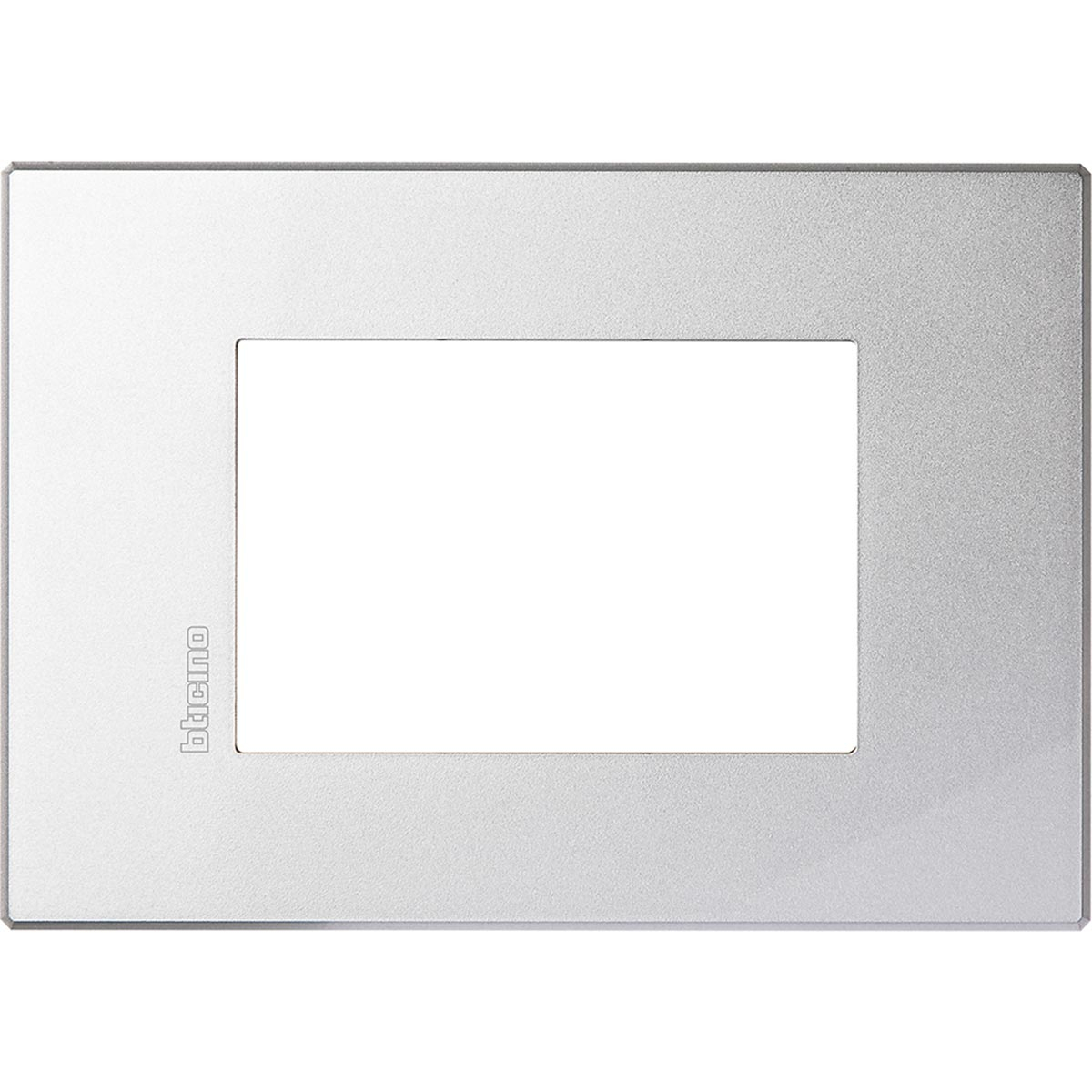 Placca 3 Posti Bticino Axolute Air Tech HW4803HC