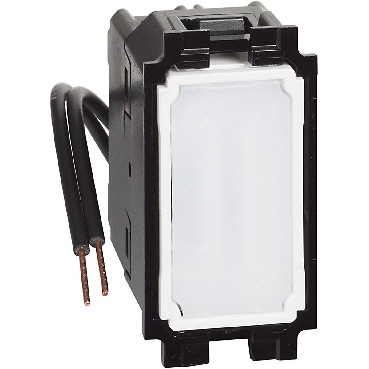 Invertitore K4004L illuminato Bticino Living Now 10AX
