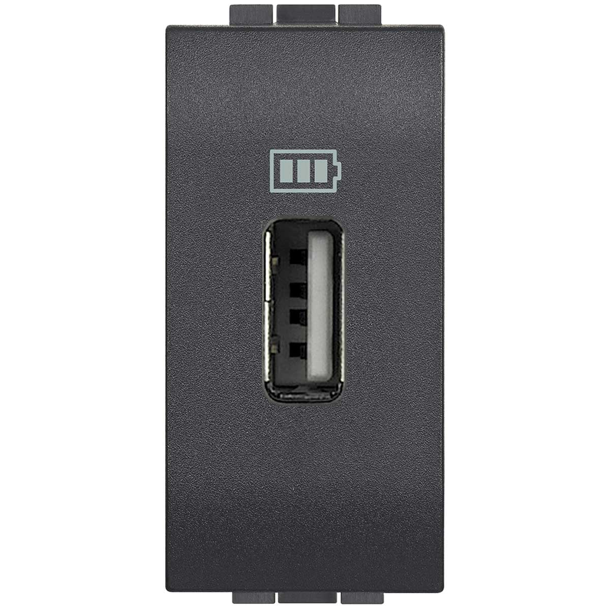 Presa Caricatore USB Bticino Living International L4285C1