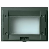 Idea vimar supporto ip55 3 posti colore grigio 16813.Q