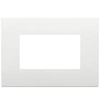 placca classic vimar arkè 19654.74 4 posti colore bianco