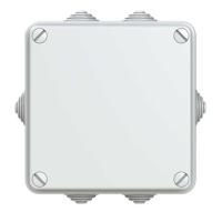 Scatola stagna  ip55 - 650°c - 1/4 giro - 100x100x50 ABB 1SL0816A00
