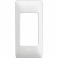 Placca 1 Modulo Per Profilati Bianco Bticino Matix AM4811/1BN