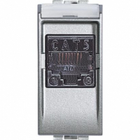 NT4261AT5 Connettore rj45 bticino light tech utp categoria 5e trasmissione dati/telefonici