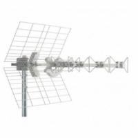 Antenna tv uhf 5 elementi blu5hd 217910 fracarro