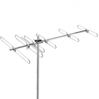 Antenna blv6f vhf e5-e12 + connettore f 218058 fracarro