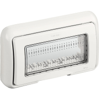 Matix bticino coperchio idrobox ip55 4 posti colore bianco 25604B