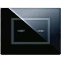 placca ave touch 44Pvtc02nal in vetro per scatola rettangolare 3