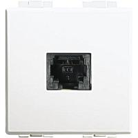 Luna bticino  connettore telefonico rj11 2 moduliC4233/11
