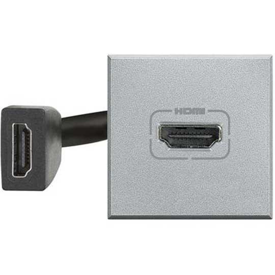 Presa HDMI Bticino Axolute Chiara HC4284