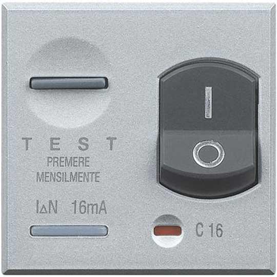 Magnetotermico Differenziale Bticino Axolute Chiara HC4305-6