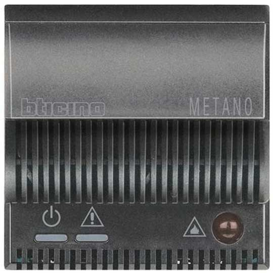 Rilevatore Di Gas Metano Bticino Axolute Scura HS4511-12