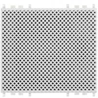 Eikon vimar  diffusore sonoro 80hm 3w 3 moduli colore bianco 20587.B