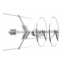 Antenna Terrestre Sigma V2 HD Antenna sigma VHF Banda III Fracarro  213203