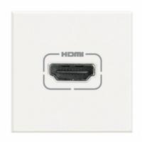 Presa HDMI Bticino Axolute Bianca HD4284