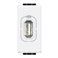 Presa Caricatore USB Bticino Living Light N4285C1