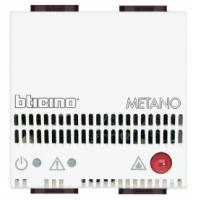 Rilevatore Di Gas Metano Bticino Living Light N4511-12