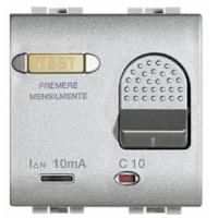 Magnetotermico Differenziale Bticino Living Light Tech NT4305-10