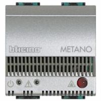 Rilevatore Di Gas Metano Bticino Living Light Tech NT4511-12