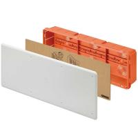 Cassetta di derivazione Gewiss da incasso 480x160x75 GW48009
