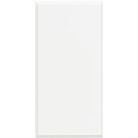 Falso Polo Bticino Axolute bianco HD4950
