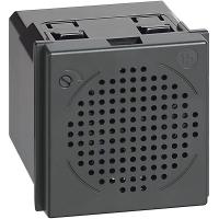 Suoneria K4355V12 elettronica Bticino Living Now 12Vac/dc