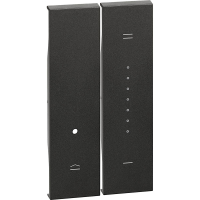 Cover Per Dimmer Bticino Living Now Nero KG19