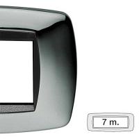 Placca master modo 7 moduli 39TC237