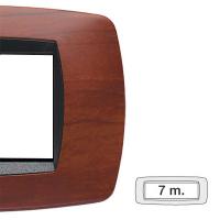 Placca master modo 7 moduli 39TC417