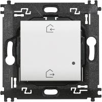 Comando scenario Entra&Esci wireless Bticino Living Light N4570CW