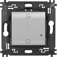 Comando scenario Entra&Esci wireless Bticino Living Light Tech NT4570CW
